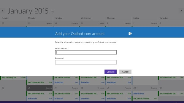 How to Add Calendars to Calendar in Windows 8 (8)