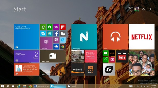 How to Get the Start Menu Back in Windows 10 (1)