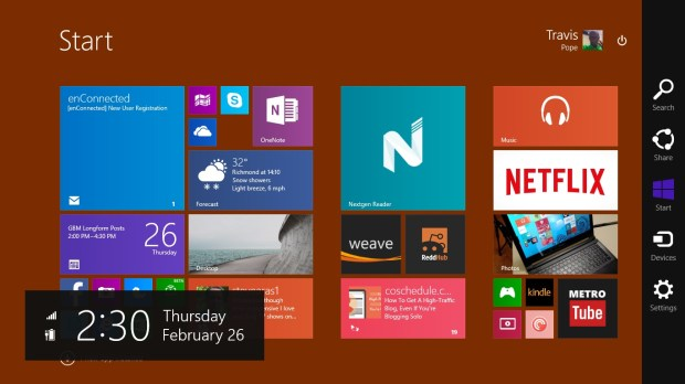 How to Set a Background in Windows 8 (1)