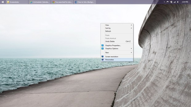 How to Set a Background in Windows 8 (7)