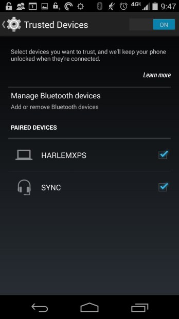 How to Unlock Your Moto X 2014 With a Bluetooth Device (12)
