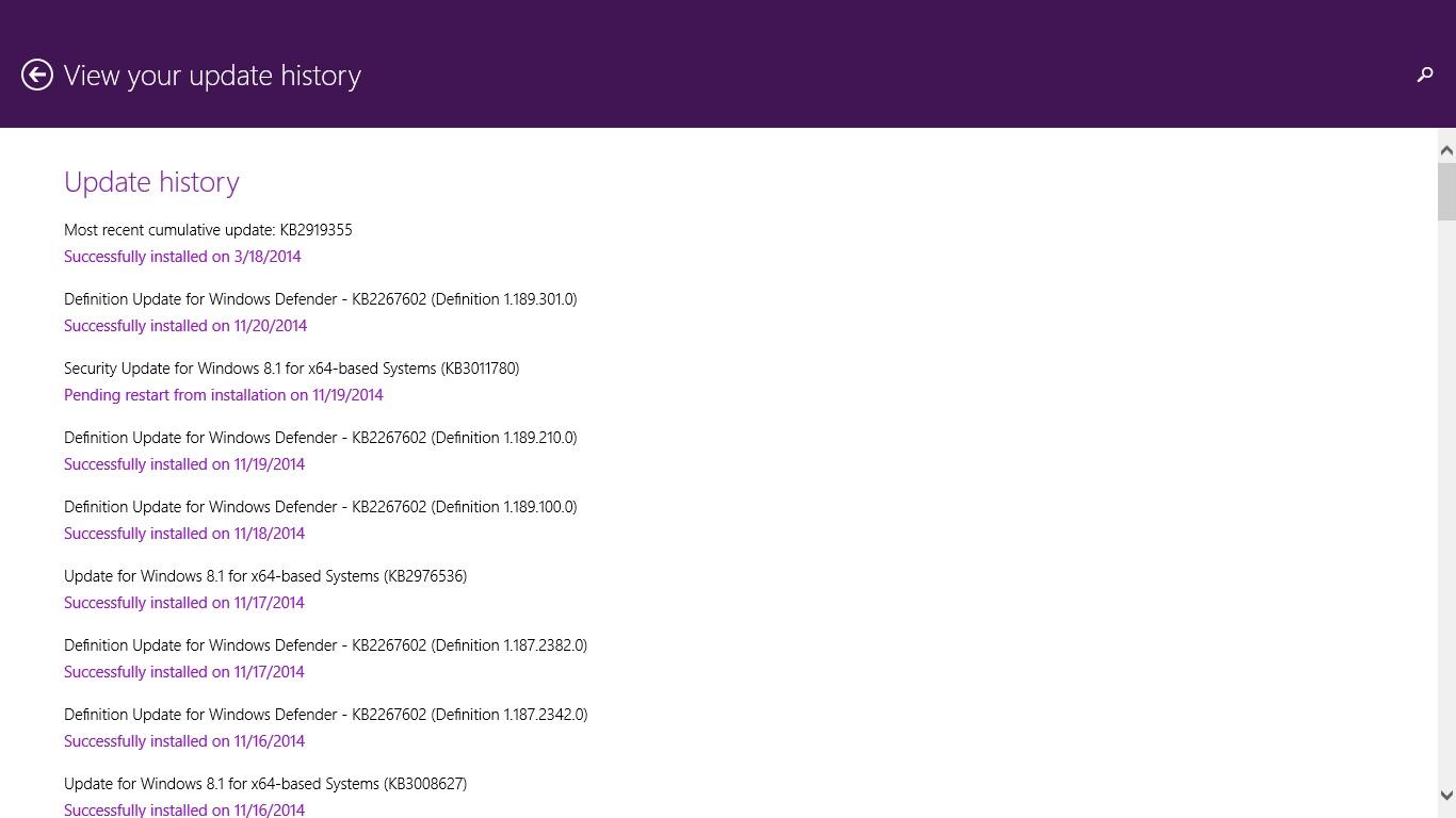OTT Update: How To Update Windows 8