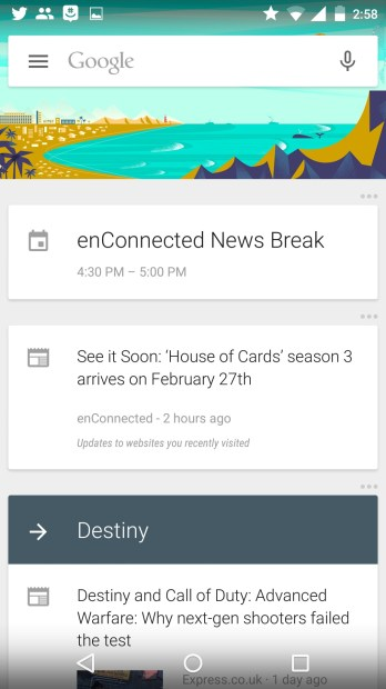 How to Use & Customize Google Now on the Moto X 2014 (3)