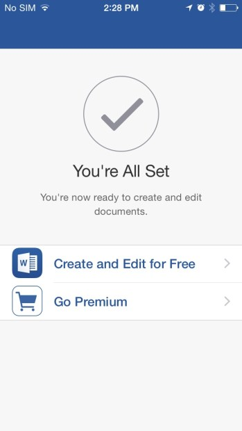 How to Use Microsoft Office on iPhone (5)