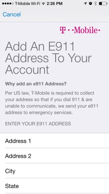 How to Use T-Mobile Wi-Fi Calling On The iPhone (9)