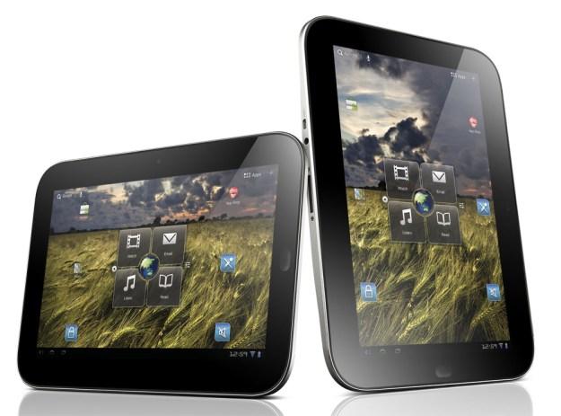 IdeaPad K1 Android Tablet Profile