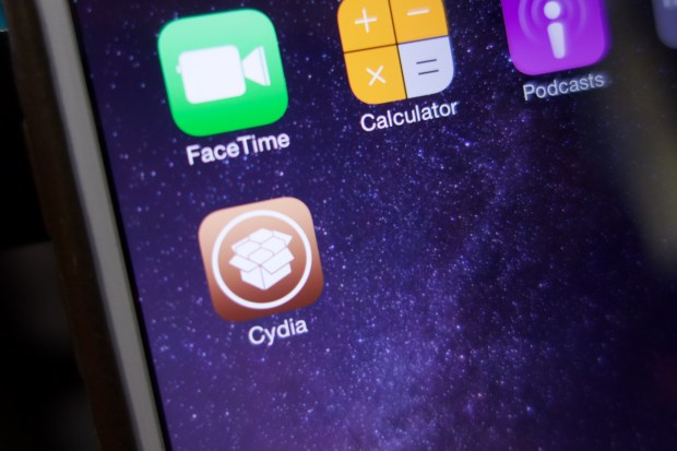 Jailbreak iOS 8.1.2 on Mac OS X - Cydia