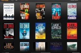 Kindle Cloud Reader Hands on - 4