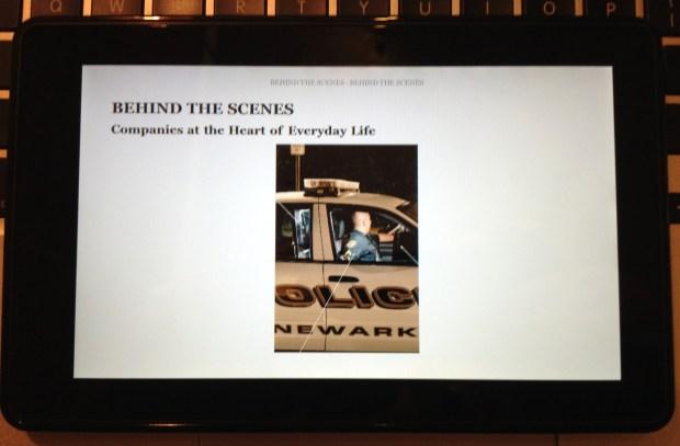 Kindle Fire Magazine Fail