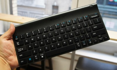Logitech Tablet Keyboard for Android 3.0+ Honeycomb