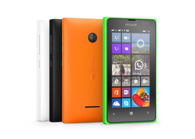 The Lumia 435