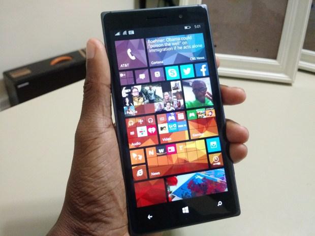Lumia 830 First IMpressions (1)