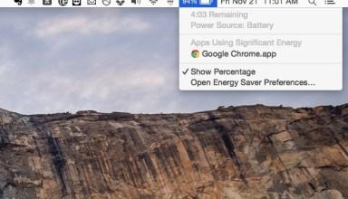 MacBook Battery Life