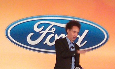 Malcolm Gladwell Speaks at Ford