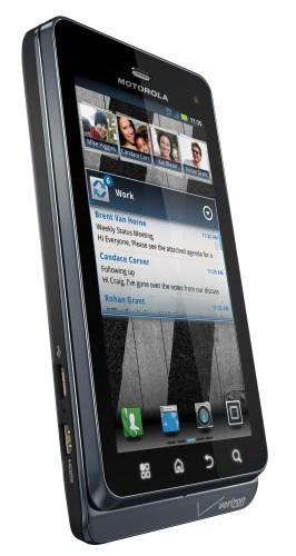 Motorola Droid 3 Front