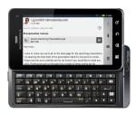 Motorola Droid 3 Keyboard
