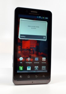 Motorola Droid Bionic Android