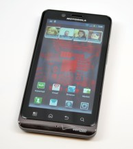 Motorola Droid Bionic Screen