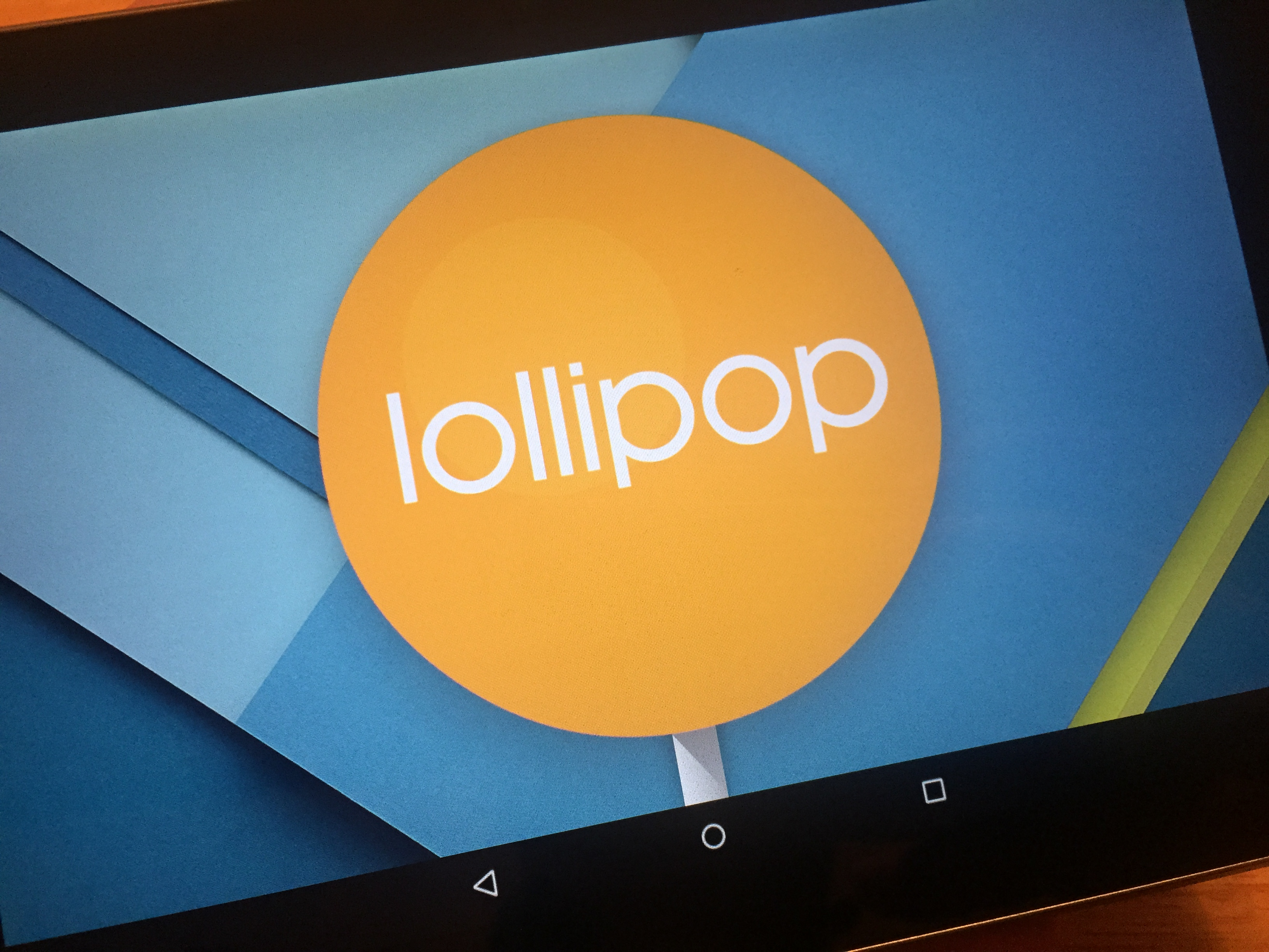 Android 5 0 1 lollipop and 5 0 2 update for nexus devices android - Here Is Our Early Nexus 7 2012 Android 5 0 2 Review