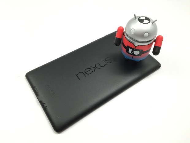 Most users should install the Nexus 7 2013 Android 5.0.2 update.