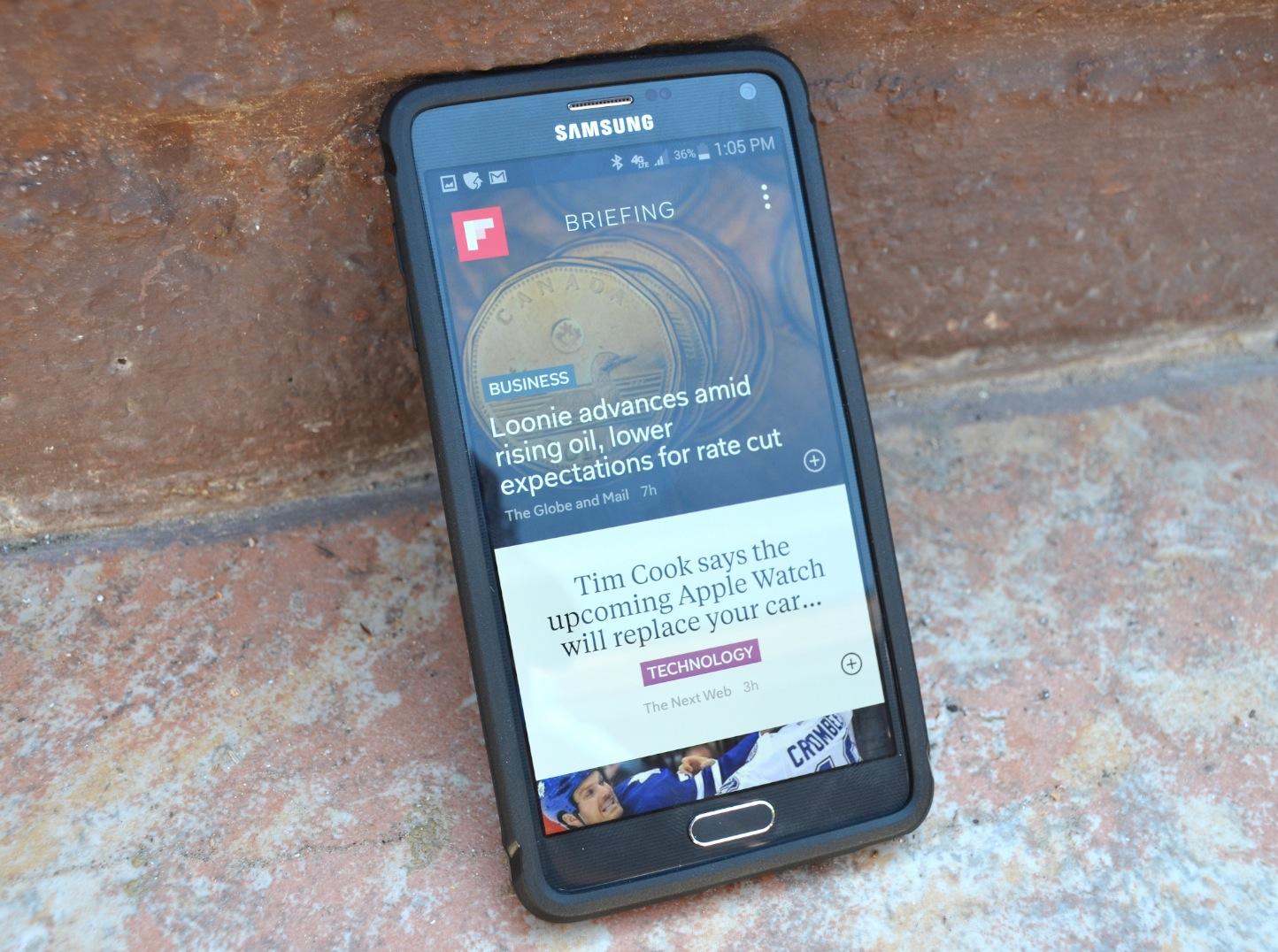 Samsung Galaxy Blocking Mode Samsung Note 4