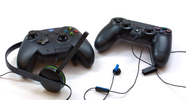 Both controllers are better than last gen, but the PS4 is slightly better out of the box.