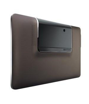 Padfone Tablet Back