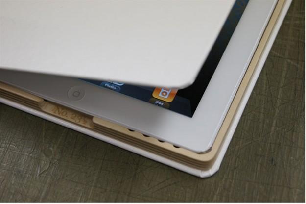 Portenzo Twenty Three And a Half iPad 2 Case