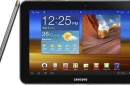 Samsung Galaxy Tab 8.9 profile
