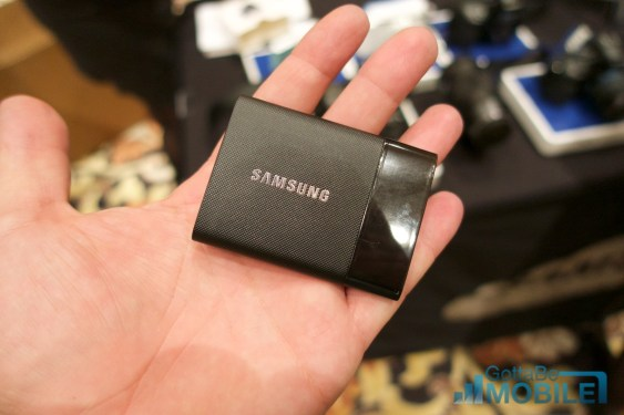 Samsung Portable SSD T1 - 1