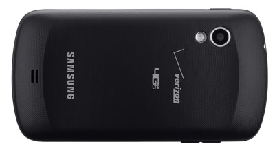 Samsung Stratosphere back