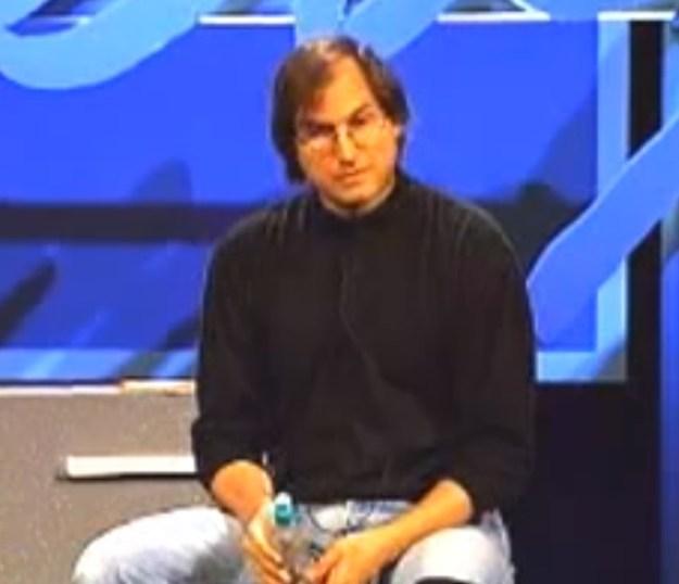 Steve Jobs at 1997 WWDC