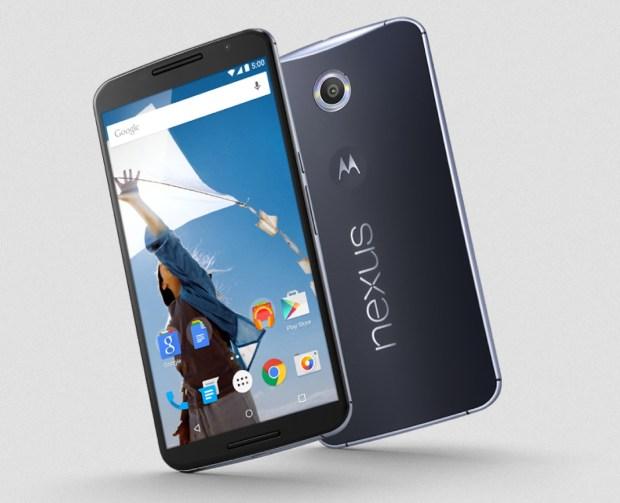 Nexus 6 Pre-Orders start on October 29th