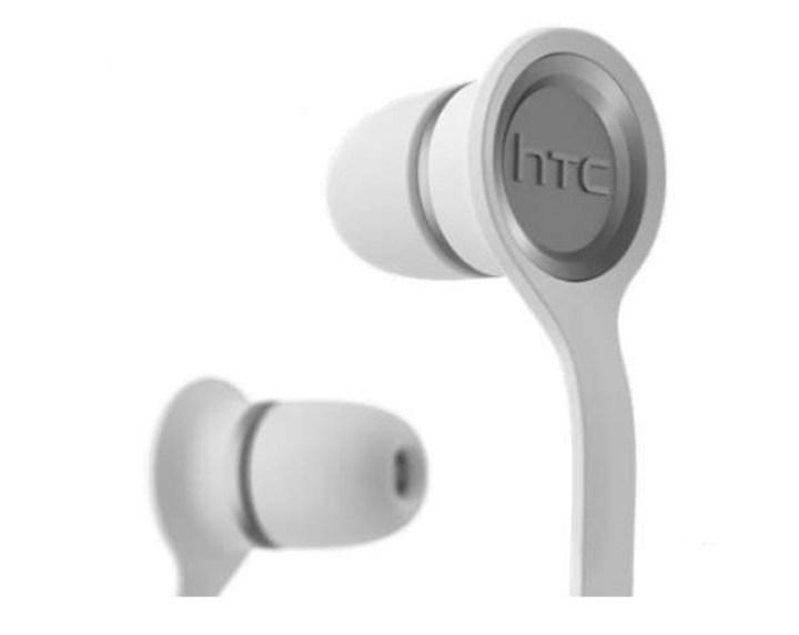 HTC Smart & Tangle-Free Headphones