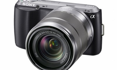 Sony Alpha NEX-C3
