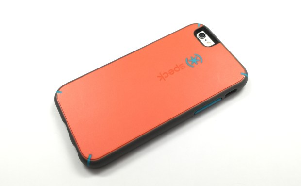 The Speck MightyShell iPhone 6 case is colorful and an excellent way to protect the slippery iPhone 6.