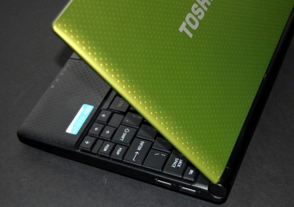 Toshiba NB505 Review