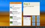 TouchWiz Home screen 2