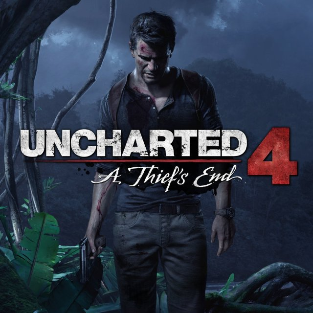 Uncharted 4 A Thief's End PS4