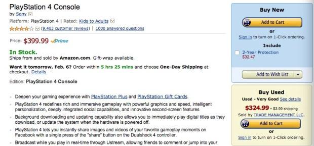Amazon PS4 Deals
