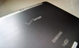 Verizon Wireless Samsung Galaxy Tab 10.1