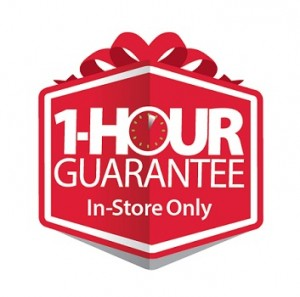Walmart Black Friday 1 Hour Guarantee