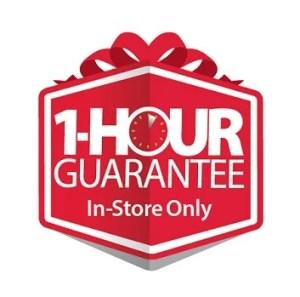 Walmart Black Friday 1 Hour Guarantee