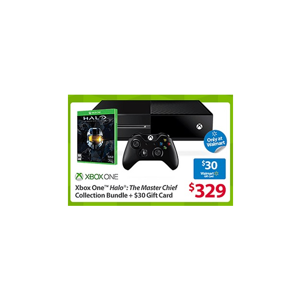 Xbox One Black Friday Deal at Walmart