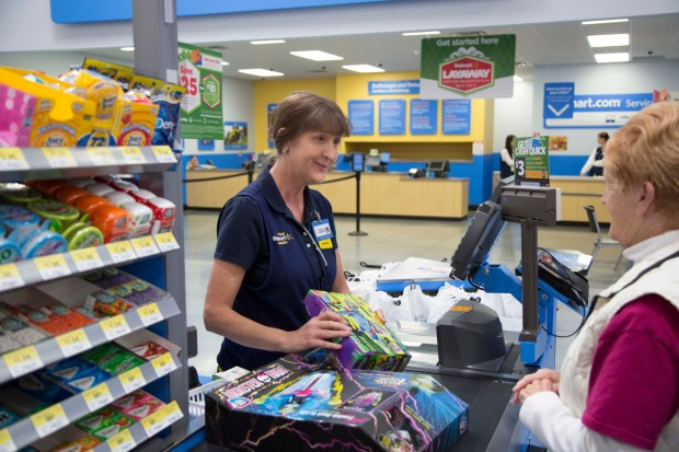 Here's when Walmart opens for Thanksgiving Day and Black Friday 2014.