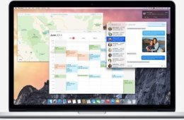 If you own a newer Mac it's a great time to install the OS X Yosemite update.