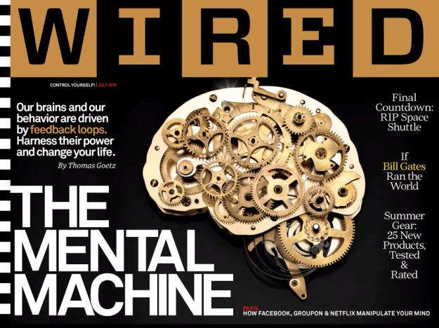 Wired iPad App Cover