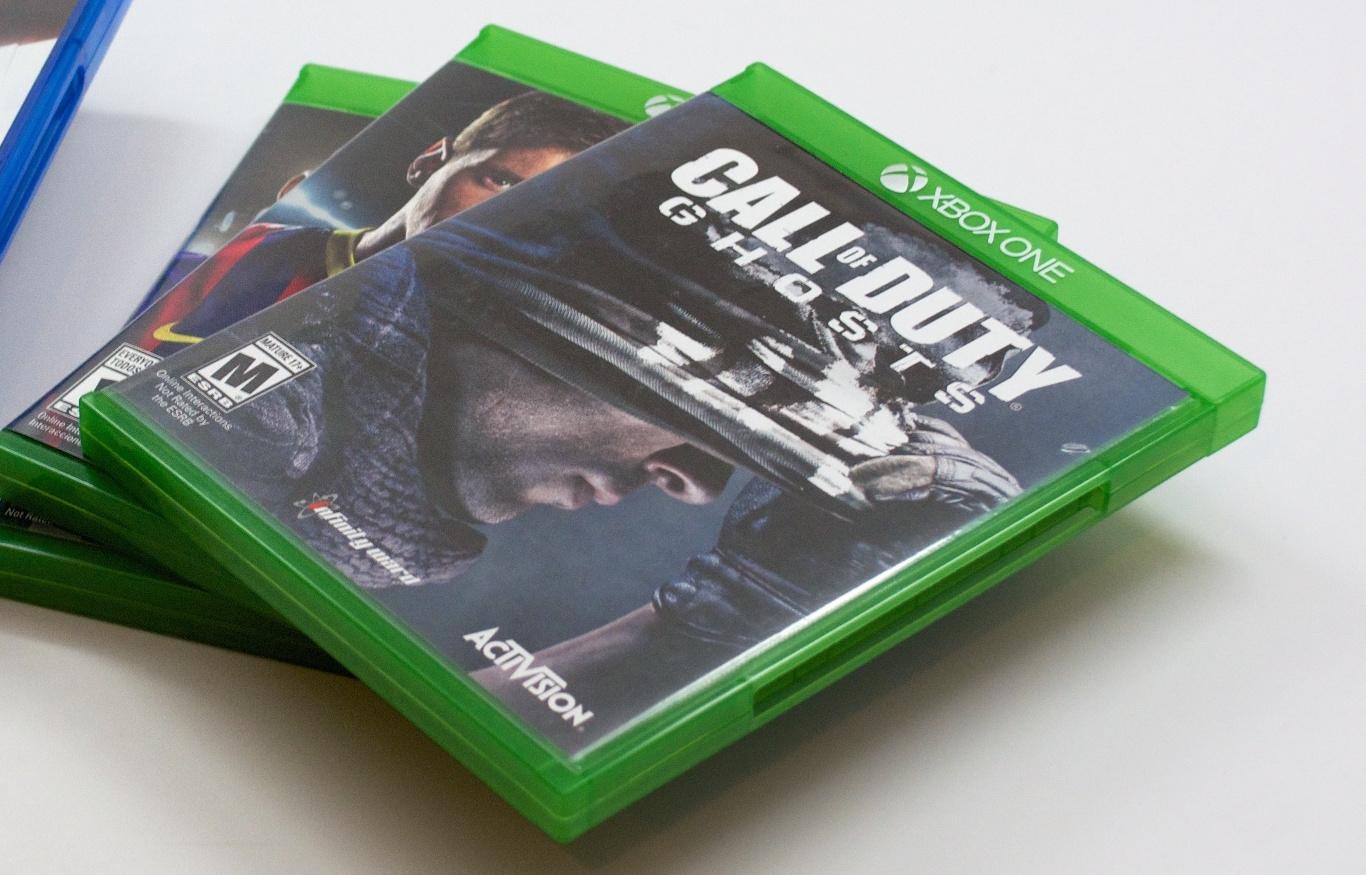 Disc games on Xbox One S All Digital Edition through USB ...