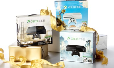 The Xbox One deals drop the price by $50 and include free games, matching our Xbox One Black Friday deals predictions.
