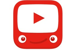 The YouTube Kids app is separate and will use this icon.